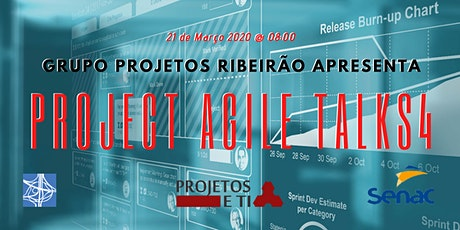 Project Agile Talks 4 - Agilidade, LGPD  e Data Mining ingressos