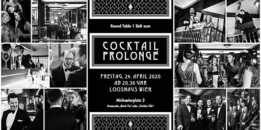 Round Table 1 Cocktail Prolongé 2020