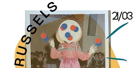 Teuf de Meufs-BXL Dance rave for womxn billets