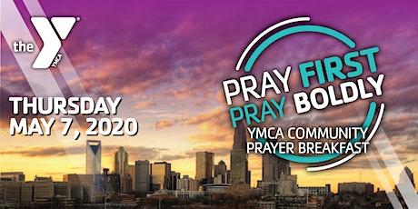 2020 YMCA Community Prayer Breakfast tickets