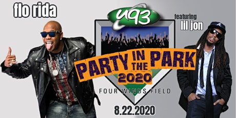 Party in the Park with Flo Rida featuring Lil Jon tickets
