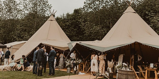 Elmbridge Farm Tipi Venue Open Weekend