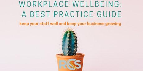 Llesiant yn y Gweithle / Wellbeing in the Workplace - Conwy tickets