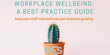 Wellbeing in the Workplace / Llesiant yn y Gweithle - Caernarfon tickets