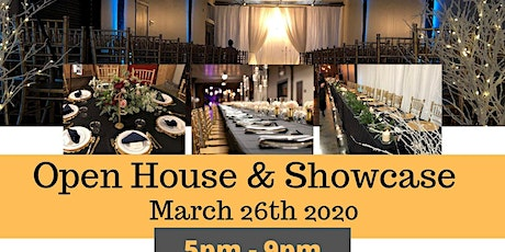The Warehouse On Ivy (FREE) Open House & Wedding Showcase tickets