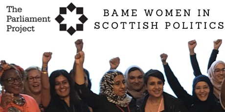 BAME women in Scottish Politics tickets