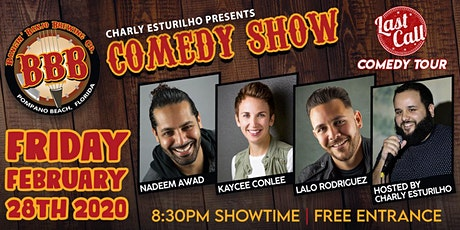 Bangin' Banjo Comedy Show tickets