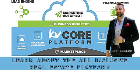 KV CORE 1 -Your Entire Business- All in One Place tickets