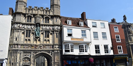 Guided Canterbury Pilgrimage Walk for Becket 2020 tickets
