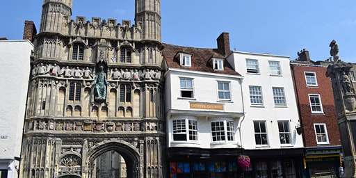 Guided Canterbury Pilgrimage Walk for Becket 2020