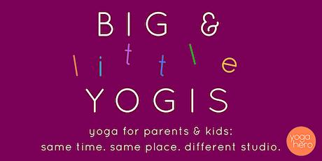 Big & Little Yogis tickets