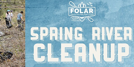 Annual Spring River Clean-up 2020