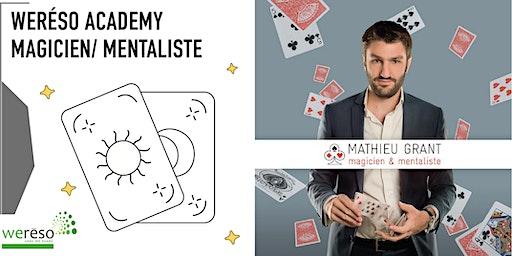 weréso Academy : magicien/ mentaliste