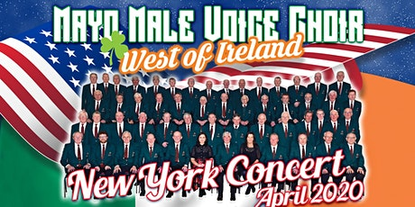 Mayo Male Voice Choir NY Concert tickets