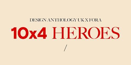 Design Anthology UK: International Women's Day Fundraiser tickets
