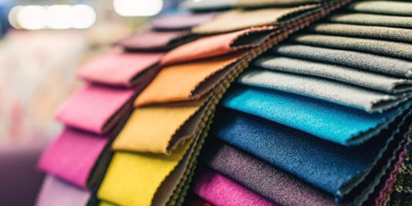 The Power of Fabrics & Design - Free Discussion Session tickets
