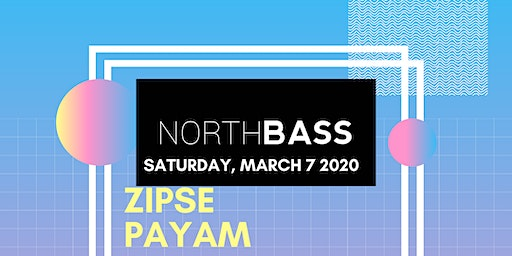 Northbass: Zipse / Payam / Sbassjamz / Krystalize / HiGrade