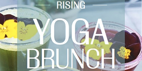 Yoga Brunch tickets