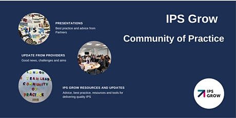North West England IPS Community of Practice tickets