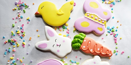 Introduction to Sugar Cookie Decorating Class- SPRING  tickets