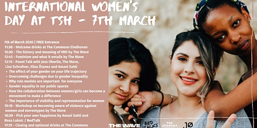 International Women's Day at The Student Hotel Eindhoven