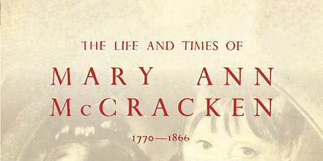 The Life & Times of Mary Ann McCracken tickets