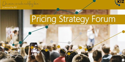 Pricing Strategy Forum