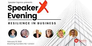 Public Speaking - SpeakerX Evening(TedTalk-inspired...