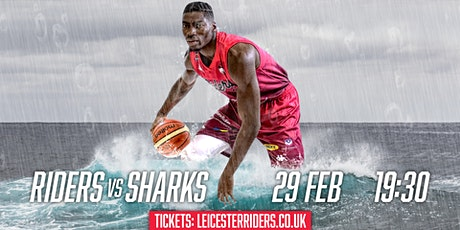 Leicester Riders Vs Sheffield Sharks (Championship) tickets