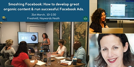 Smashing Facebook: How to develop great content and run successful  Ads tickets