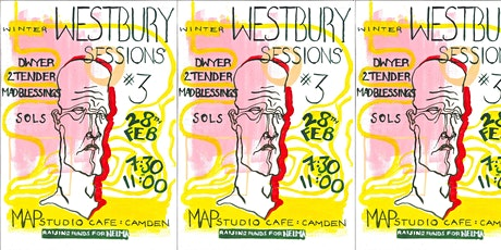The Westbury Sessions tickets