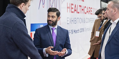 Future Health Conference , Excel London 17 & 18 March 2021