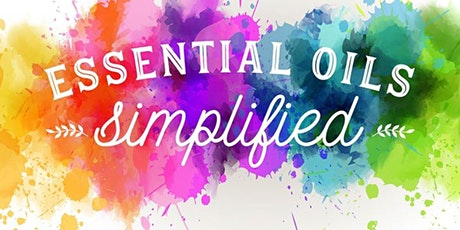 Essential Oils Simplified tickets