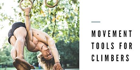Movement Tools for Climbing V0 - V4 tickets