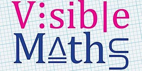 Visible Maths - Pete Mattock tickets