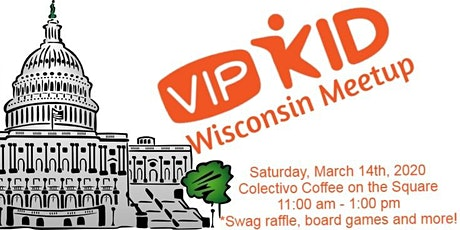 Madison, WI VIPKid Teacher Meetup hosted by Kristen CX tickets