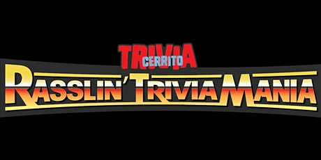 Wrestling TriviaMania at Rec Room tickets