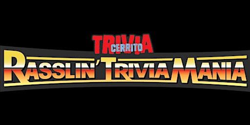 Wrestling TriviaMania at Rec Room