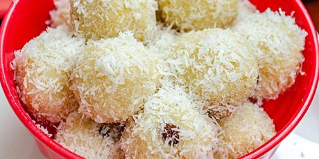 Family Cook | Coconut Laddu tickets
