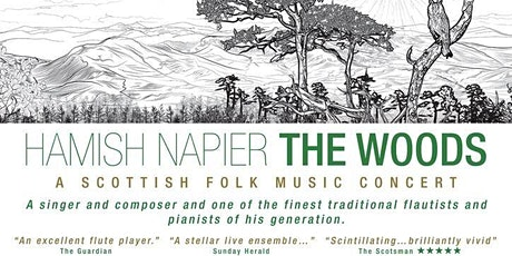 Hamish Napier - The Woods tickets