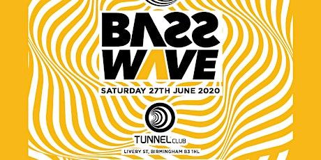 Basswave tickets