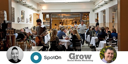 SpotOn Restaurant Demo & Restaurant Social Media Q&A