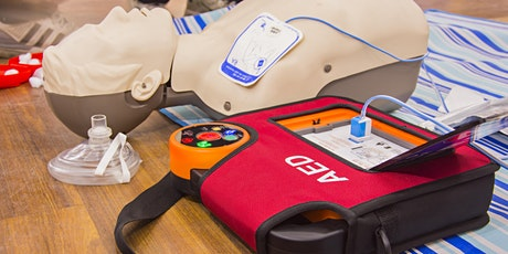 First Responder & First Aid Trainer CPD Day (North West) tickets