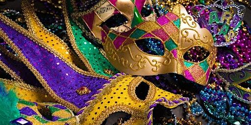 Mardi Gras Mask Contest