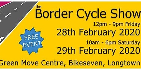 Border Cycle Show 2020 tickets