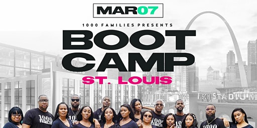 1000 Families St. Louis Boot Camp
