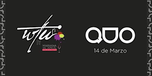 Wine tour urbano by Mariana Gil Juncal - QUO Maschwitz