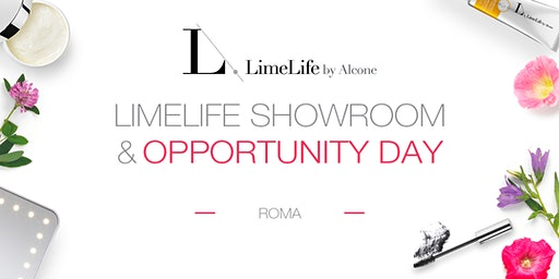 LimeLife Showroom & Opportunity Day a Roma