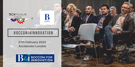TechItalia x Bocconi Alumni - Bocconi4Innovation tickets