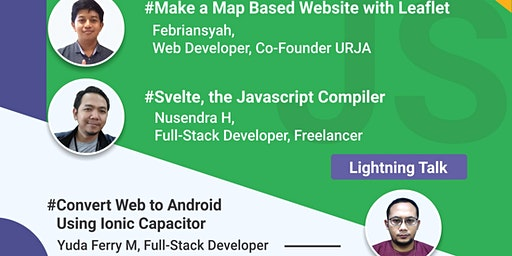 Meetup #7 - Map Based Web with Leaflet dan Svelte the JavaScript Compiler